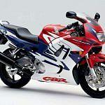 Honda CBR600F3 (1998)