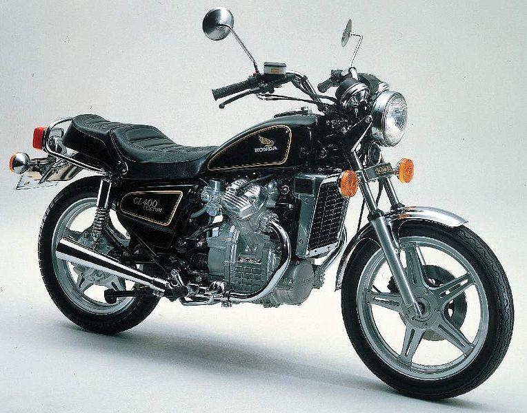 Honda GL400 Goldwing (1979)