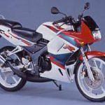 Honda LS 125R (1995)
