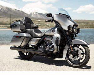 Harley Davidson CVO Limited (2019)