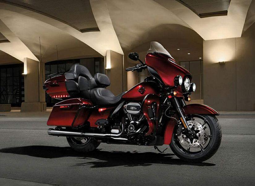 Harley Davidson CVO Limited (2018)