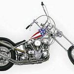 Harley Davidson Easy Rider Captain America Chopper (1959)
