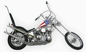 Harley Davidson Easy Rider Captain America Chopper (1959)