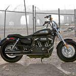 Harley Davidson 1200 Custom (2011-12)