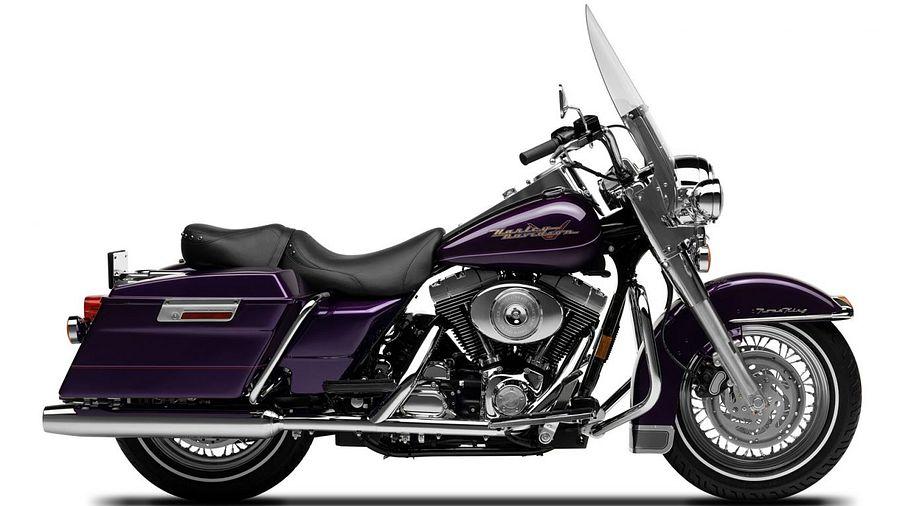 Harley Davidson FLHR/I Road King (2001-02)