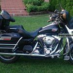 Harley Davidson FLHTC 1340 Electra Glide Classic (1983-85)