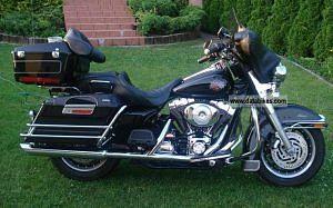 Harley Davidson FLHTC 1340 Electra Glide Classic (1983-85)