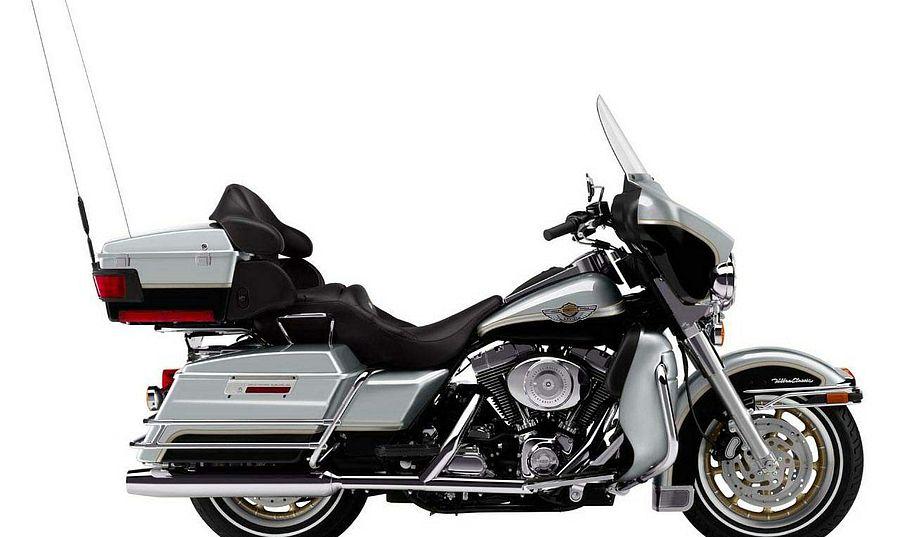 Harley Davidson FLHTCU/I Electra Glide Ultra Classic (2003-04)