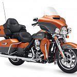 Harley Davidson FLHTCU Electra Glide Ultra Classic (2015)