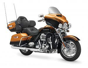 Harley Davidson FLHTK Electra Glide Ultra Limited CVO (2014)