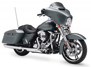 Harley Davidson FLHX Street Glide (2015)