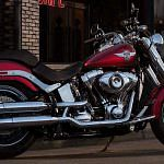 Harley Davidson Softail Fat Boy (2015)