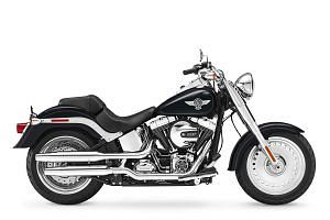 Harley Davidson Softail Fat Boy (2017)