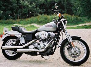 Harley Davidson FXD Dyna Super Glide (2001-02)