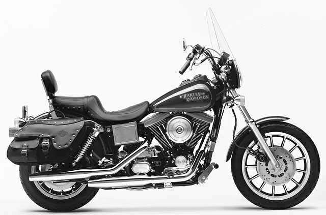 Harley Davidson FXDS Convertible (1998-98)