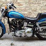 Harley Davidson FXE 1200 Super Glide (1978-79)