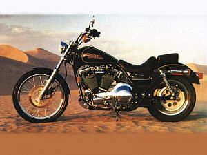 Harley Davidson FXRS 1340 Low Rider Custom (1986-87)