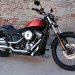 Harley Davidson FXS Softail Blackline (2011)