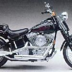 Harley Davidson FXSTSB Bad Boy (1995)