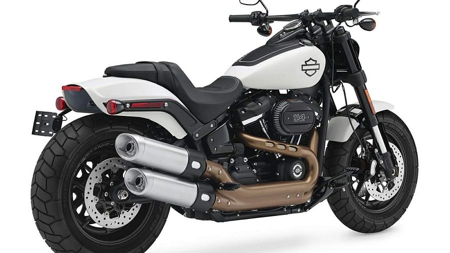 Harley Davidson Softail Fat Bob 114 (2018)