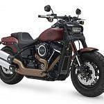Harley Davidson Softail Fat Bob 107 (2018)