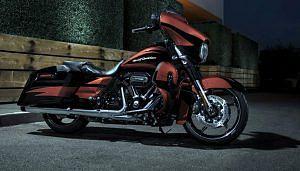 Harley Davidson CVO Street Glide (2017)