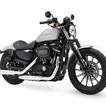 Harley Davidson XL 883N Iron (2010)