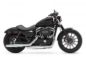 Harley Davidson XL 883N Iron (2011-12)