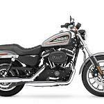 Harley Davidson XL 883R Sportster (2006-07)