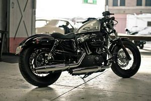 Harley Davidson XL1200 Forty-Eight (2010)