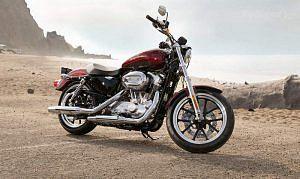 Harley Davidson XL 883L Sportster (2015)