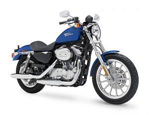 Harley Davidson XLH 883 Sportster Evolution (1986-90)