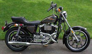Harley Davidson XLS 1000 Low Rider (1978)