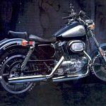 Harley Davidson XLS 1000 Roadster (1982-85)