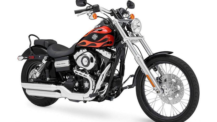 Harley Davidson FXDWG Dyna Wide Glide (2010-11)