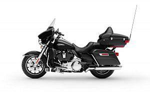 Harley Davidson FLHTCU Ultra Classic Electra Glide 2017 (2019)