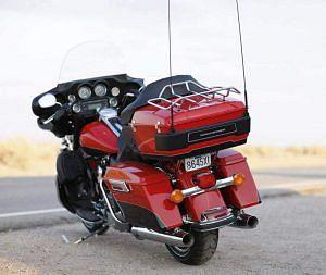 Harley Davidson FLHTK Electra Glide Ultra Limited (2011)