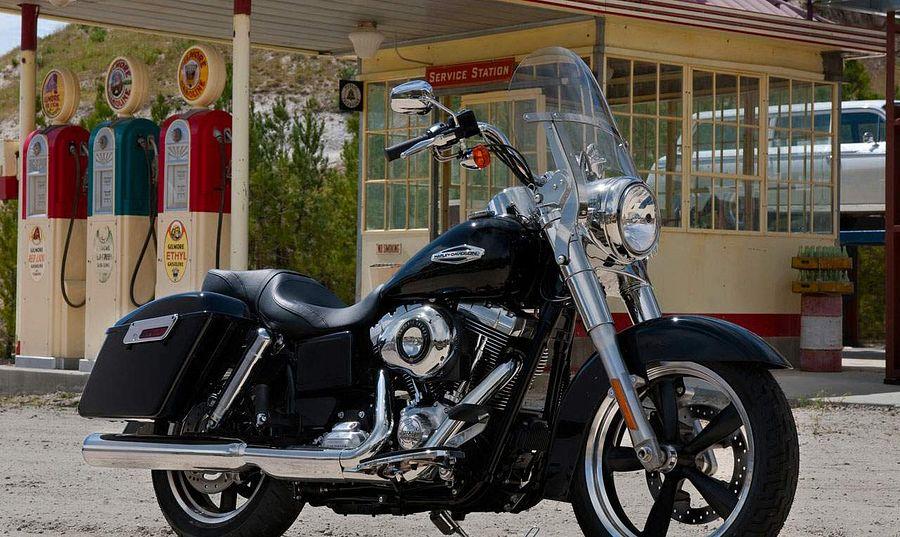 Harley Davidson FLD Dyna Switchback (2012)