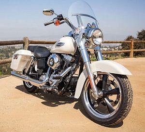 Harley Davidson FXDC Dyna Super Glide Custom (2014-15)