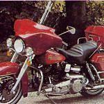 Harley Davidson FLHC 1340 Electra Glide Classic 1979 (1979-82)