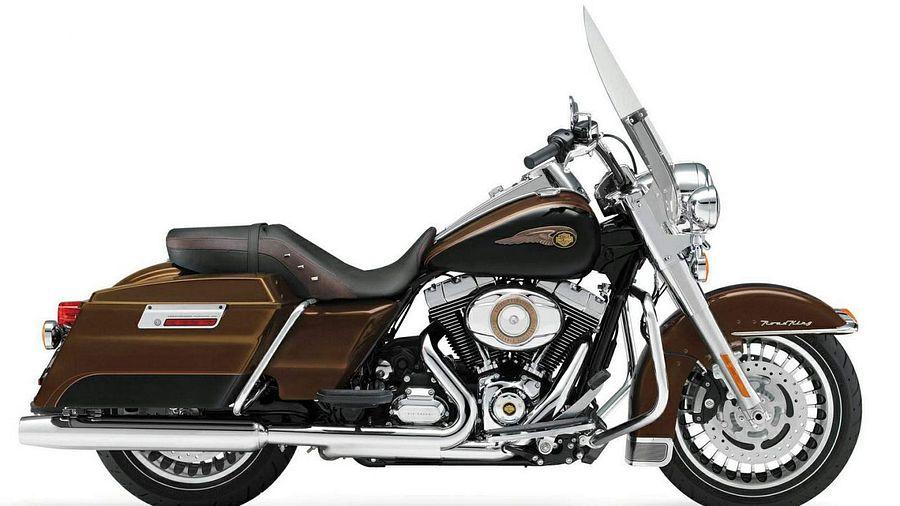 Harley Davidson FLHR Road King 110th Anniversary (2013)