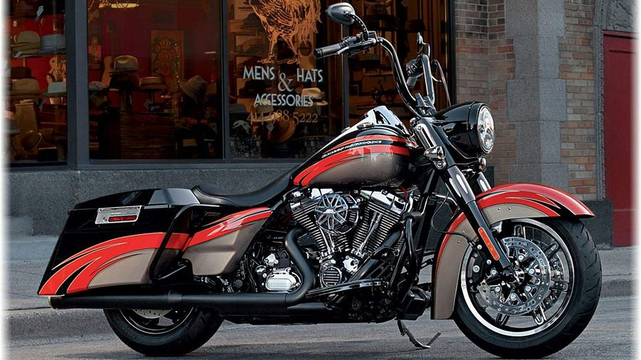Harley Davidson FLHR Road King (2013)
