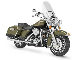 Harley Davidson FLHR Road King (2007-08)