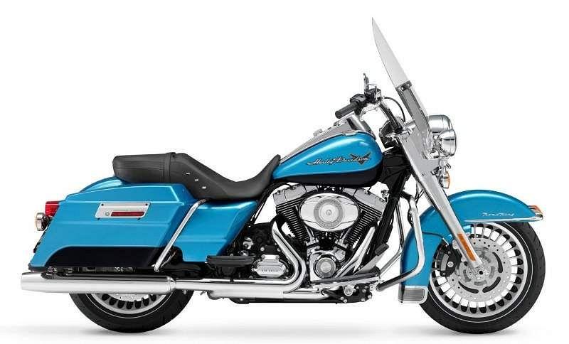 Harley Davidson FLHR Road King (2011)