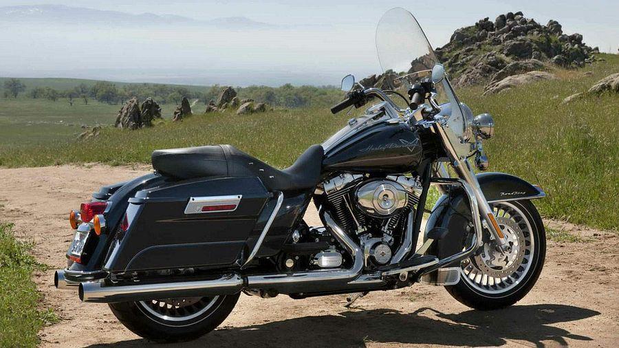 Harley Davidson FLHR Road King (2012)
