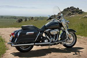 Harley Davidson FLHR Road King (2012)