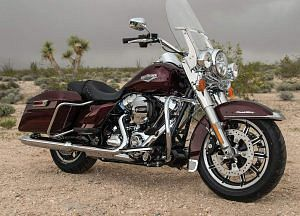 Harley Davidson FLHR Road King (2014)
