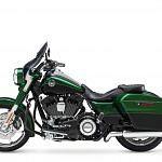 Harley Davidson FLHR-SE5 Road King CVO (2014)