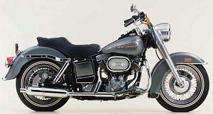 Harley Davidson FLHS 1340 Electra Glide (1980-82)