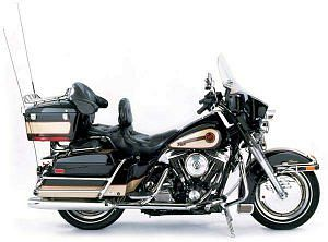 Harley Davidson FLHS 1340 Electra Glide (1989)